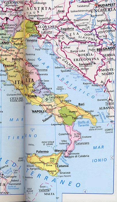 Cartina Italia Posti Di Mare.Racconto La Crociera Con Costa Serena Panorami D Oriente